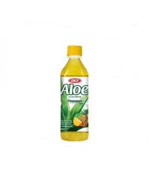 Χυμός OKF Aloe Vera Ανανάς 500ml