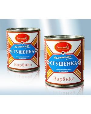 Ζαχαρούχο γάλα βραστό Sguschonka 397gr