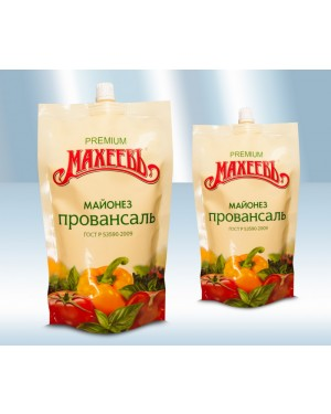 "Μαγιονέζα ""Provancal'' Macheev 380gr"