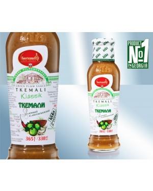 Σάλτσα Tkemali Kula πράσινη