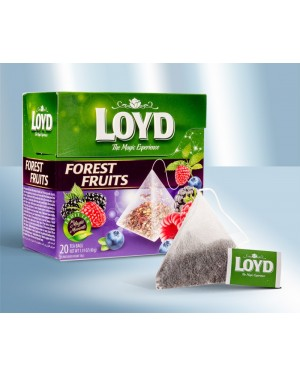 Τσάι με φρούτα του δάσους Loyd 20 φακελάκια 2gr