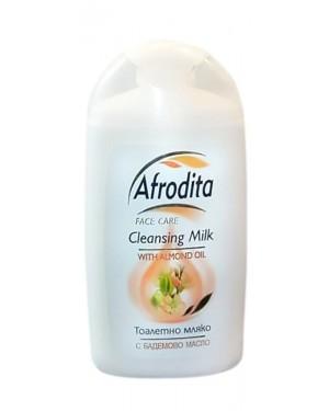 Γαλάκτωμα καθαρισμού με αμυγδαλέλαιο Afrodita στα 150ml