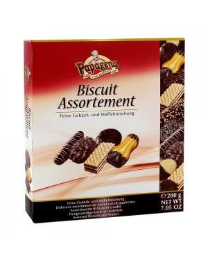 Μπισκότα με επικάλυψη σοκολάτας 200g