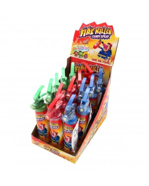 CANDY SPRAY FIRE KILLER 15X25ml