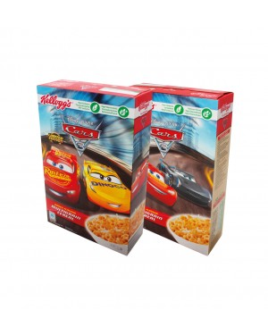 KELLOGS HONEY RINGS DISNEY CARS 350 gr