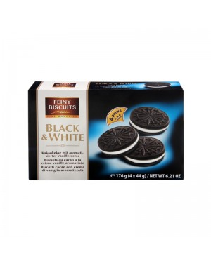 Cookies Black & White 176g