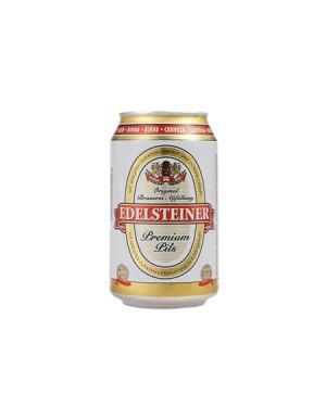 """Μπύρα """"Edelsteiner"""" κουτί 330ml"""