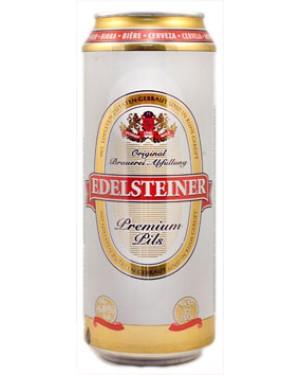 """Μπύρα """"Edelsteiner"""" κουτί 500ml"""