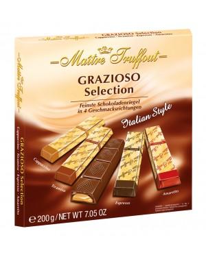 Κασετίνα σοκολατάκια Grazioso- Italian style 200gr