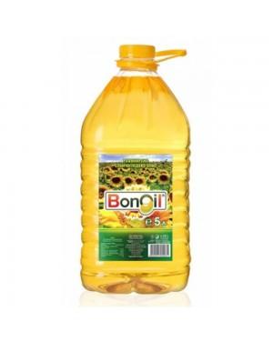 Ηλιέλαιο ακατέργαστο 'BONOIL' 5L
