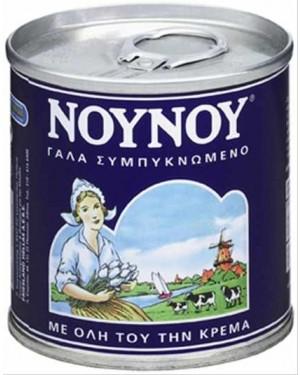 """Γάλα """"Νουνού"""" Εβαπορέ 170gr"""