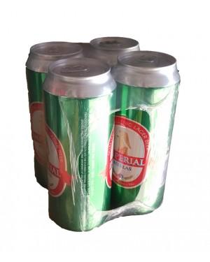 Imperial μπύρα κουτί 4x500ml