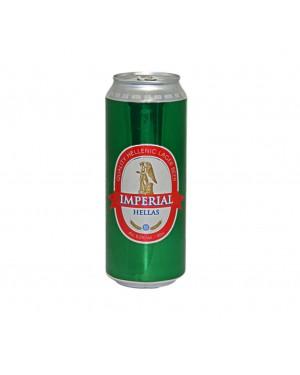 Imperial μπύρα κουτί 500ml