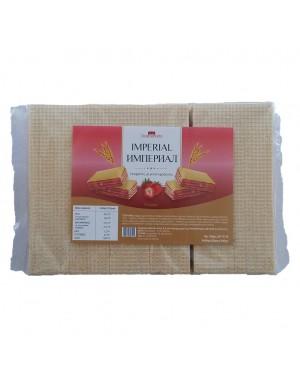 Γκοφρέτα Imperial νηστίσιμη με φράουλα 540gr