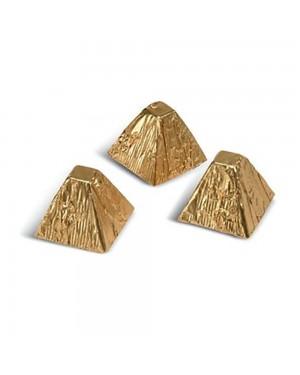 Κεράσματα σοκολάτας γάλακτος με πραλίνα σε σχήμα πυραμίδας 3.5kg