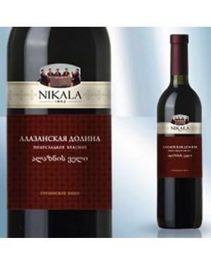 Λευκό Κρασί Ημίγλυκο ''Alazani Valley'' 12% 750ml