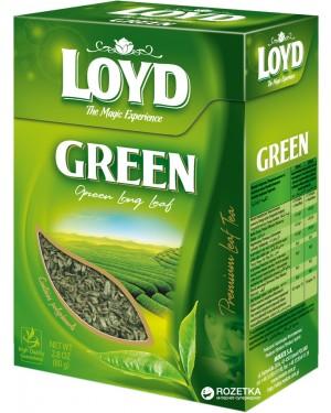 Τσάι πράσινο Loyd χύμα Green 80gr