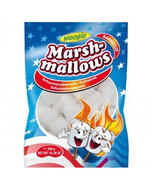 MARSHMALLOWS WOOGIE BARBECUE 300g