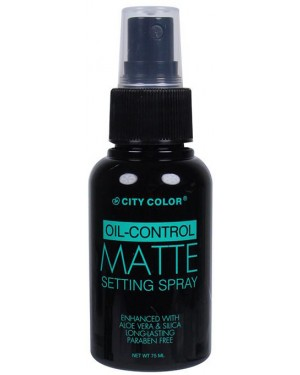 CITY COLOR MATTE FINISH  SPRAY F00-10 75 ml