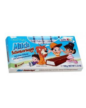σοκολάτες γάλακτος
