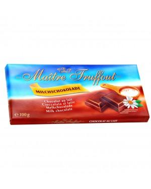 Σοκολάτα γάλακτος Maitre Truffout 100g