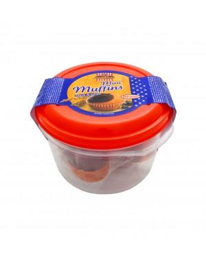 Mini muffins chocolate 250g