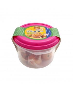 Mini muffins choco-chips 250g