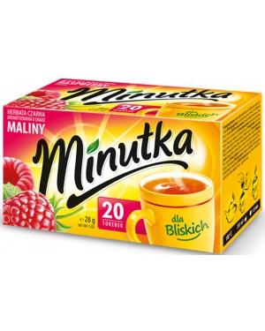 Τσάι μαύρο Minutka φάκελος βατόμουρο 40 * 1.5gr