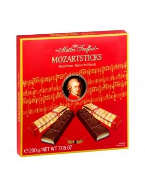 Μπάρες σοκολάτας Maitre Truffout Mozart 200g