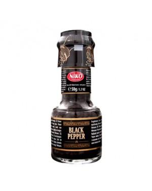 NiKO μαύρο πιπέρι σε μύλο 50g