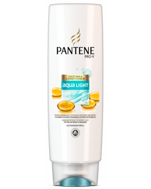 PANTENE CONDITIONER AQUALIGHT 360ml