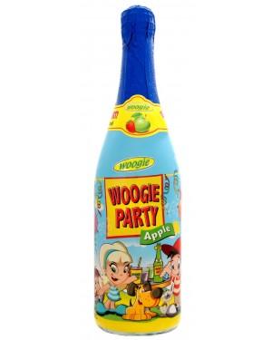 Παιδικό ποτό χωρίς αλκοόλ με μήλο στα 750ml