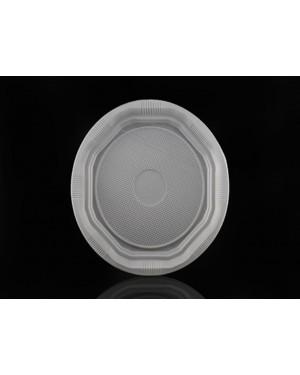 Πιάτα Πλαστικά Μεσαίο Νο.2 - 21cm