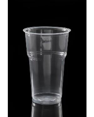 Ποτήρι Νερού CRYSTAL Διάφανο 330ml
