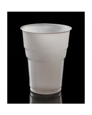 Ποτήρι νερού λευκό σετ 50 τεμαχίων χωρητικότητας 250ml