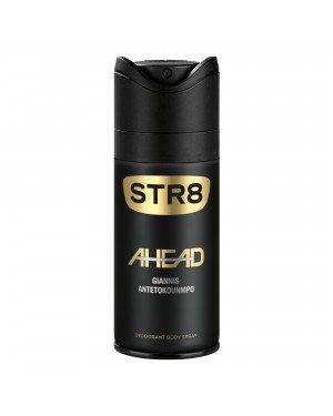 STR8 DEO AHEAD ''G. ANTENTOKOUNMPO'' 150ML