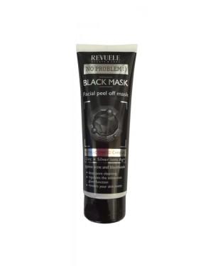 Μάσκα απολέπισης μαύρη Revuele 80ml