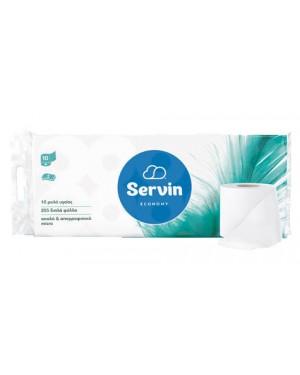 Χαρτί υγείας Servin Quality 2φυλλο 10 ρολών 68g το ρολό