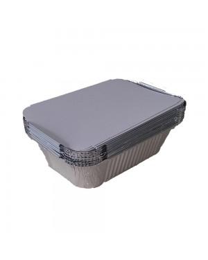Σκεύος αλουμινίου R43 διαστάσεων 20cm x 13.5cm x 10tem