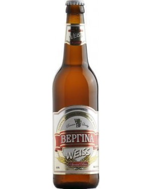 Μπύρα Βεργίνα WEISS 500ml