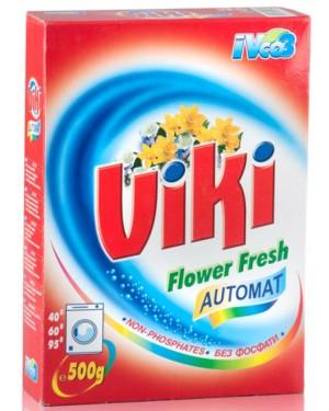 ΣΚΟΝΗ ΠΛΥΝΤΗΡΙΟΥ VIKI FLOWER 500g