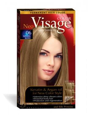 Βαφή μαλλιών Visage Νο 06 φυσικό ξανθό