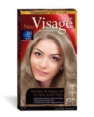 Βαφή μαλλιών Visage Νο 10 σαντρέ ξανθό