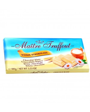 Σοκολάτα γάλακτος Maitre Truffout στα 100g