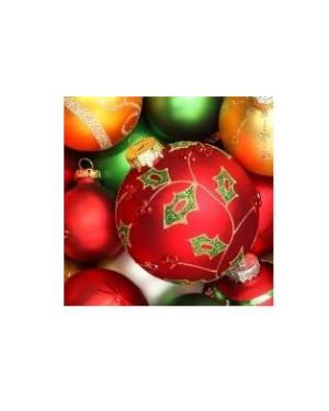 Χαρτοπετσέτα Χριστουγεννιάτικη Lindy 20τεμ 33cm X 33cm