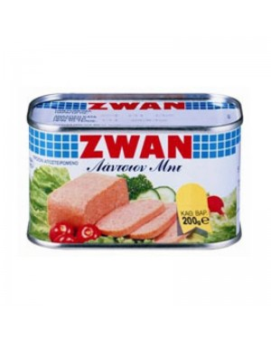 ZWAN Χοιρινό 'Luncheon Meat' 200gr