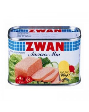 ZWAN Χοιρινό 'Luncheon Meat' 340gr