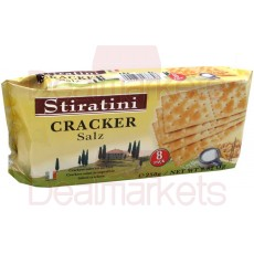 CrackersStiratini με αλάτι 250gr