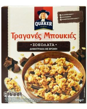 Quaker δημητριακά βρώμης σοκολάτα (-1€)