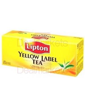 Lipton τσάι 25 φακ. (εισ.)